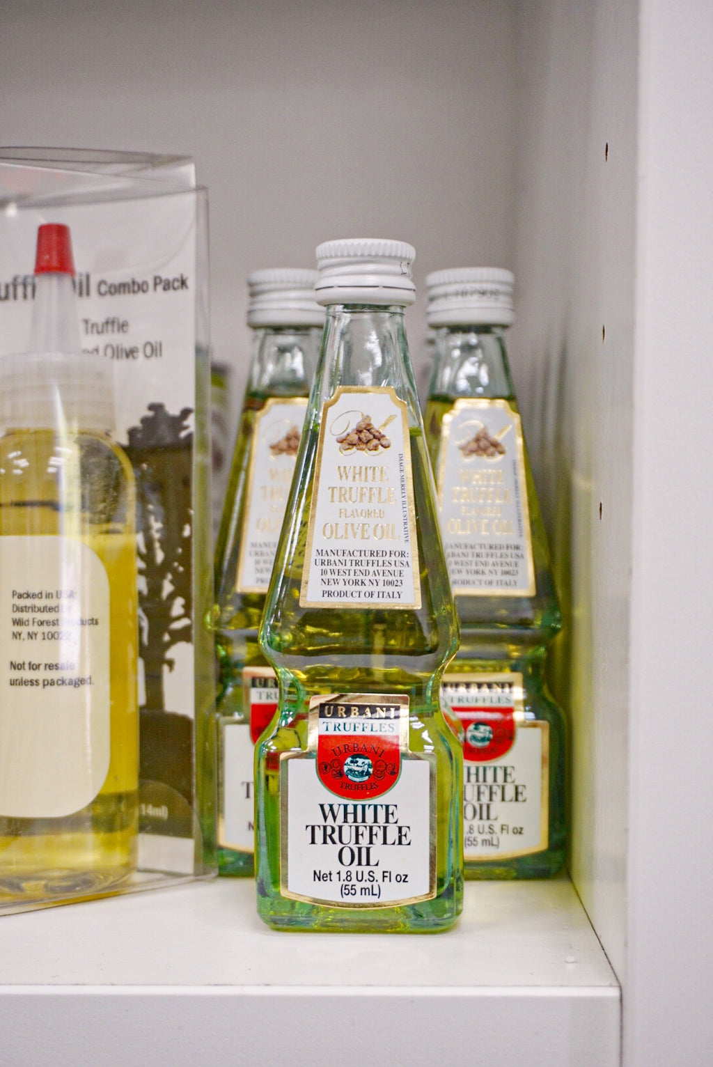 Urbani White Truffle Oil 1.8 oz Bottle - Westport