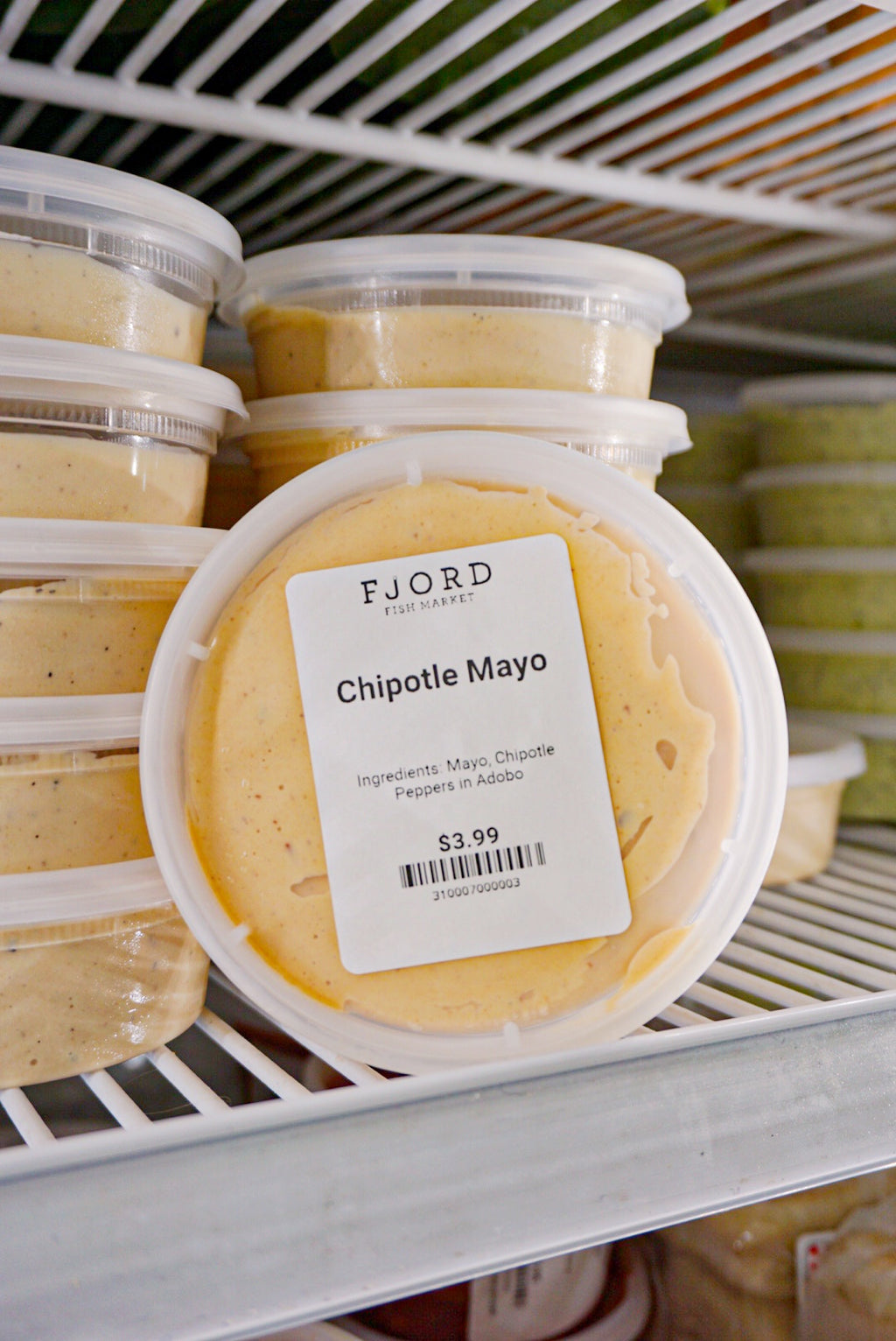Chipotle Mayo - Park Slope