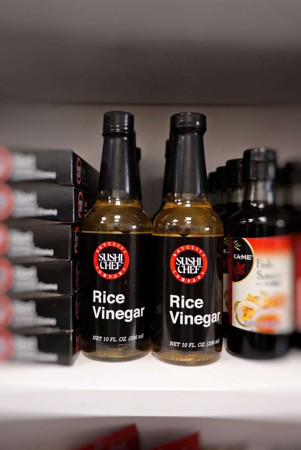Sushi Chef Rice Vinegar - Delivery