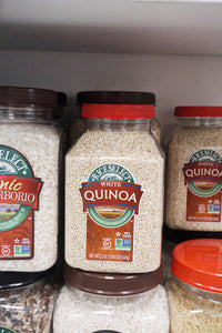 Texmati White Quinoa 22 oz. - New Canaan