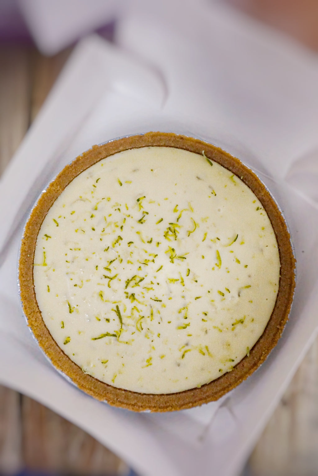 Lulu's Key Lime Pie - Delivery
