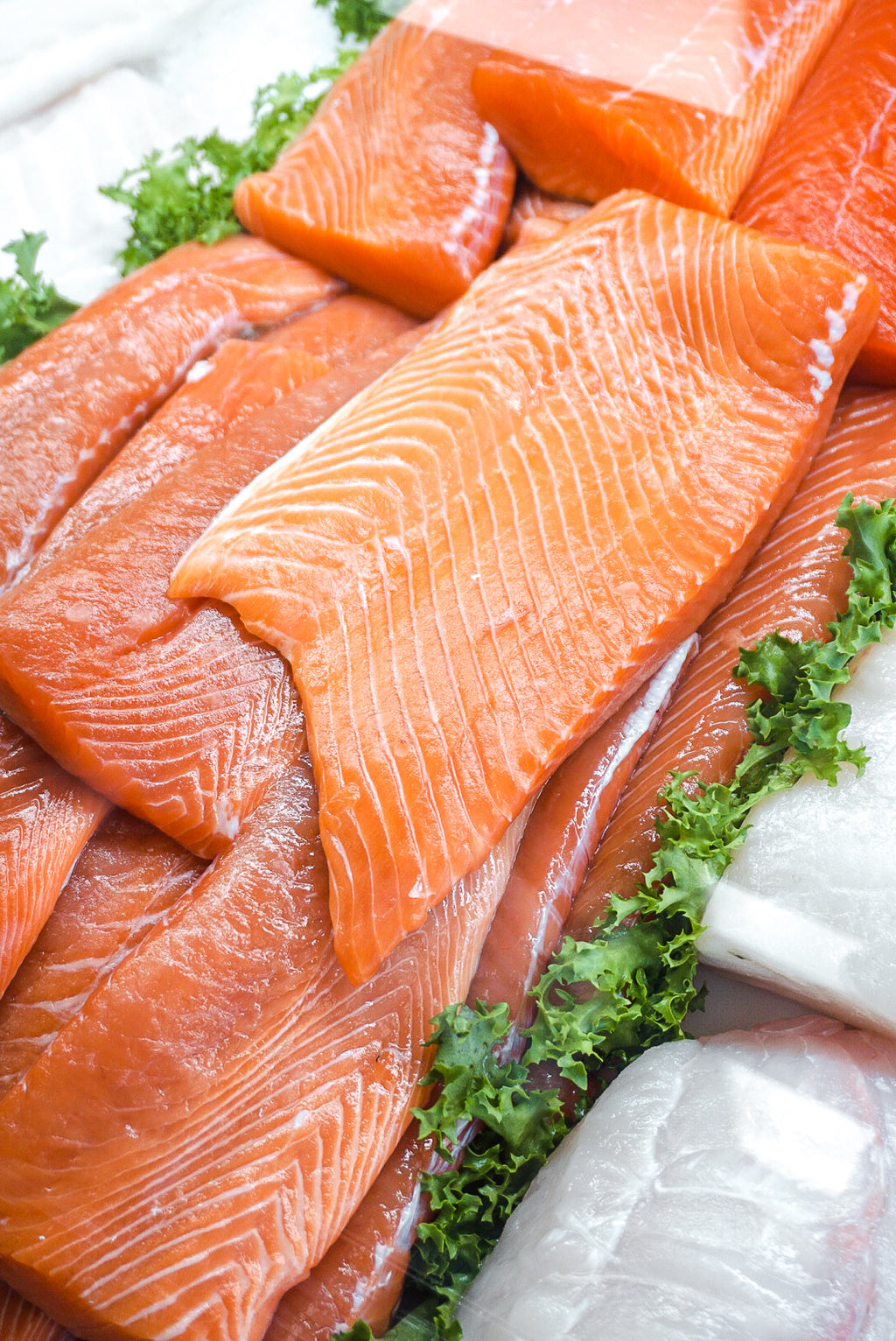 Wild King Salmon Fillet - Westport