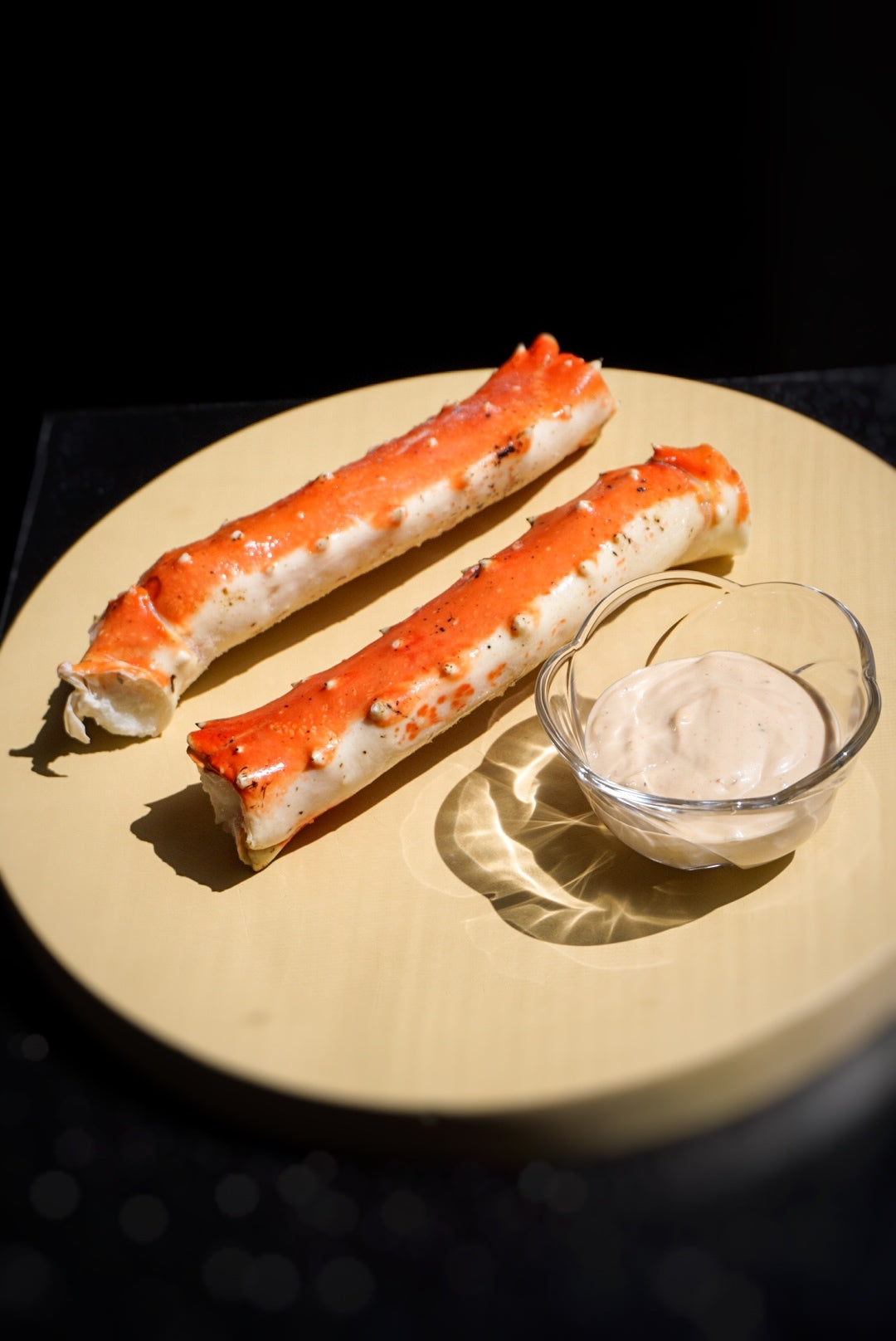 Colossal King Crab Legs - Merus Cut