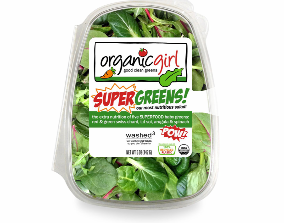 OrganicGirl Supergreens