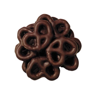 Asher's Dark Chocolate Mini Pretzels