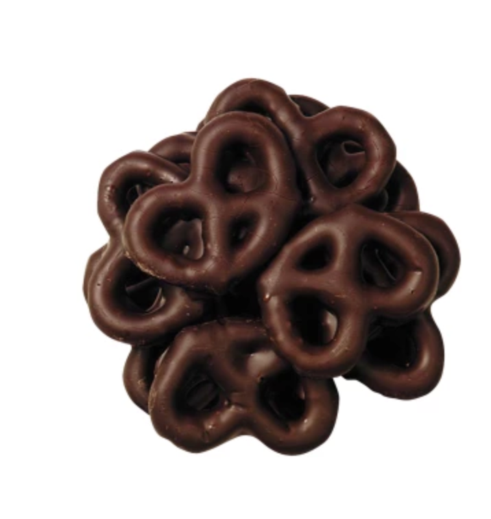 Asher's Dark Chocolate Mini Pretzels - Delivery