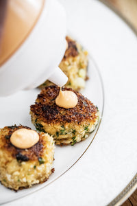 Mini Crab Cakes - New Canaan
