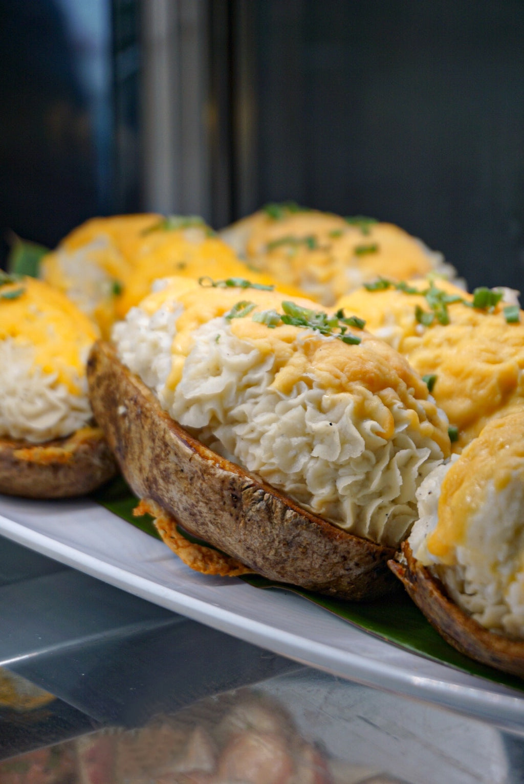 Twice Baked Potatoes - Larchmont