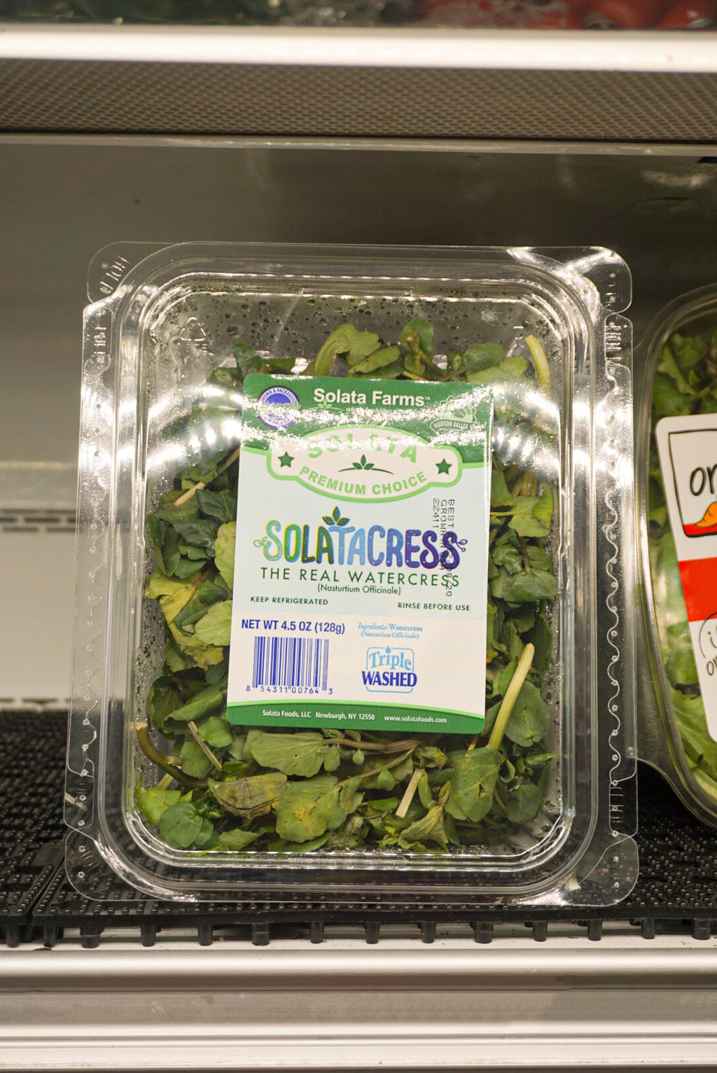 Solata Farms - The Real Watercress
