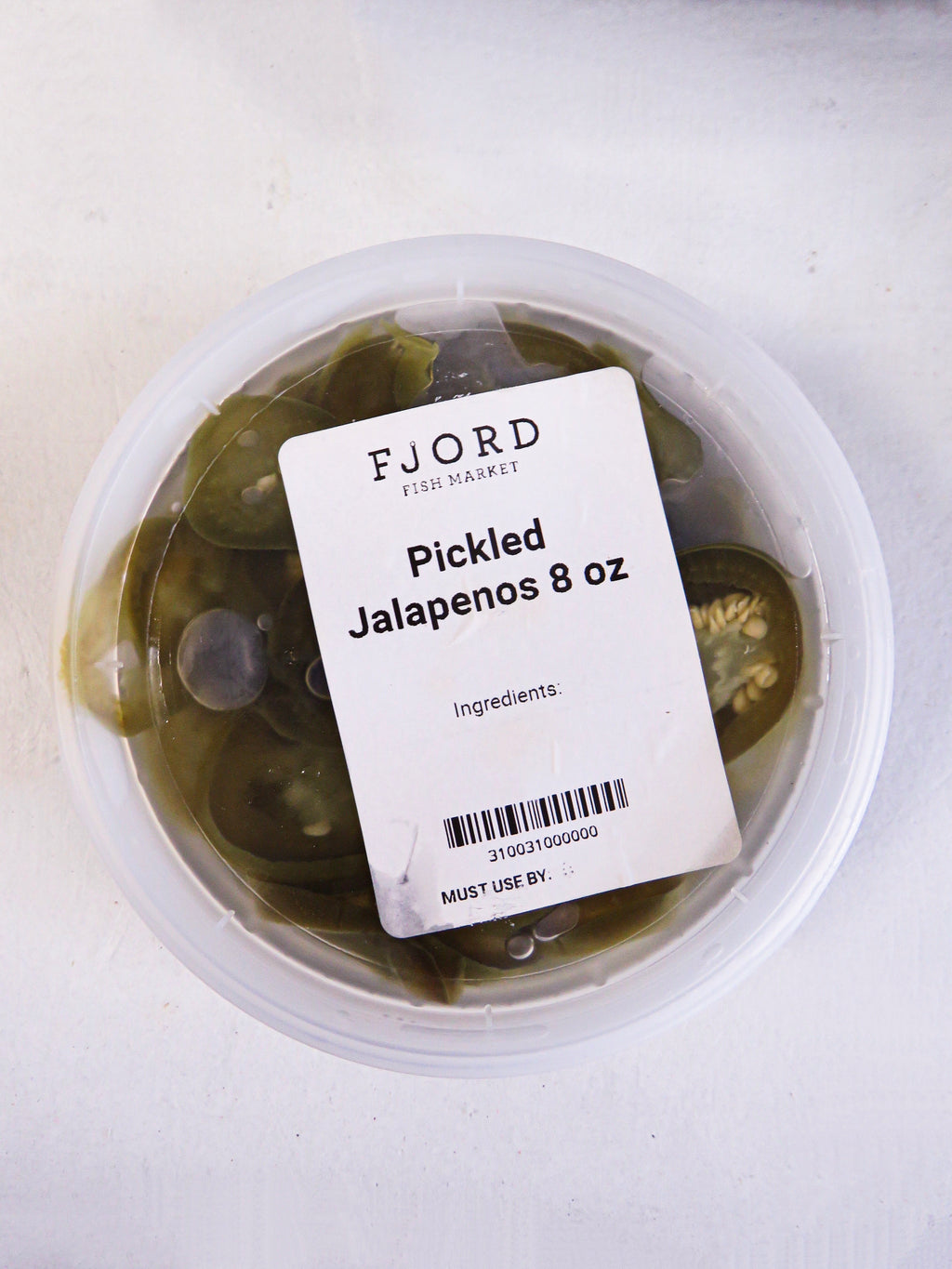 Pickled Jalapeños - Park Slope
