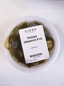 Pickled Jalapeños - New Canaan