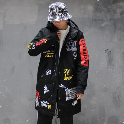 SS 'NightLife' Parka Coat