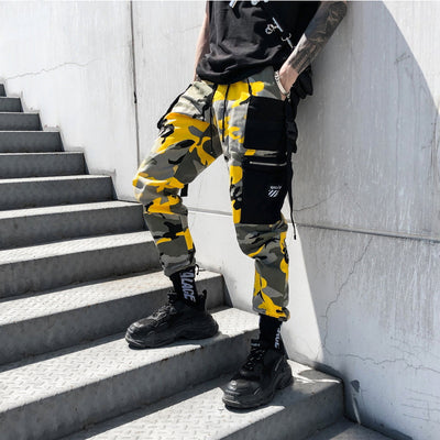 SS 'DarkPocket' Cargo Pants