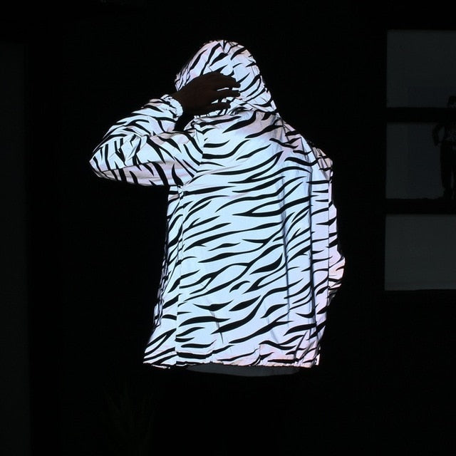 'TIGER' Reflective Jacket