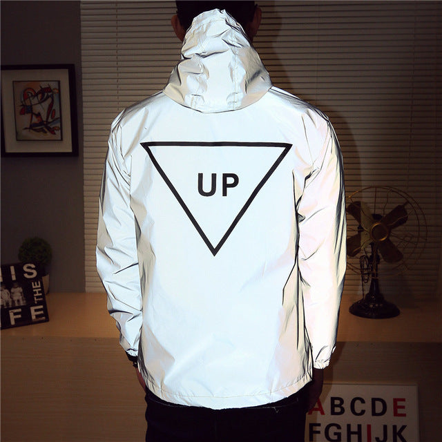 'UP' Reflective Jacket