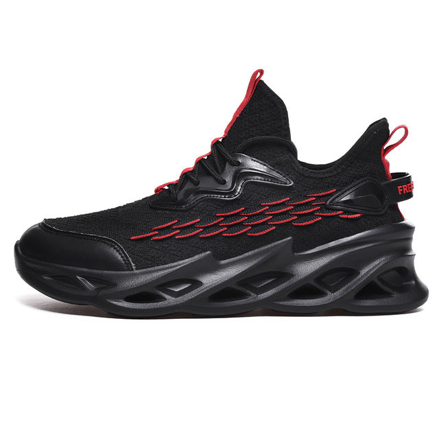 SCAR 'X9Scalez' V2 Sneakers - Black