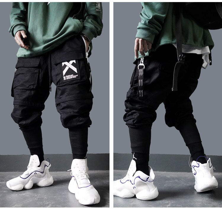 SS 'XMark' Detachable Cargo Pants