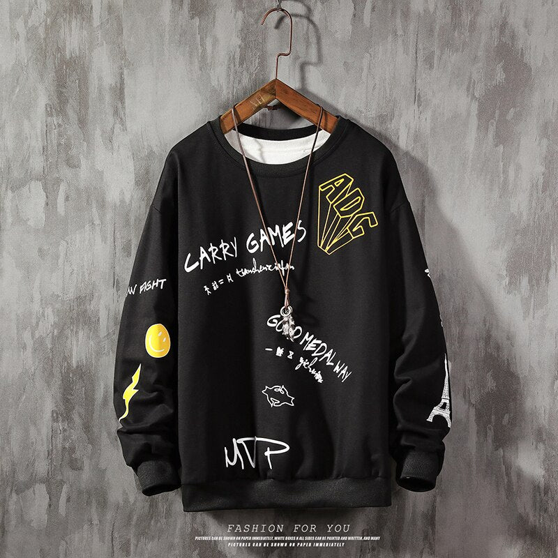 ADG 'Carry Games' Sweatshirt