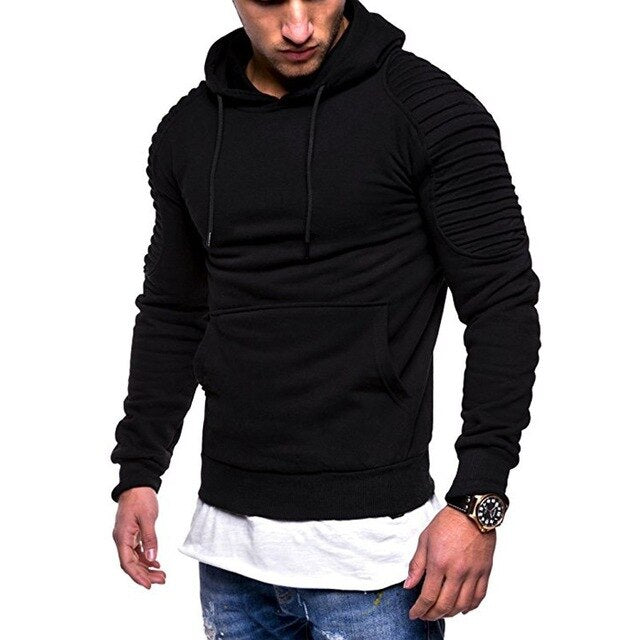 Casual 'Knight' Hoodie (3 Colours)