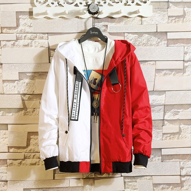 DSJD 'x-GURUN' Jacket (Black/Red)