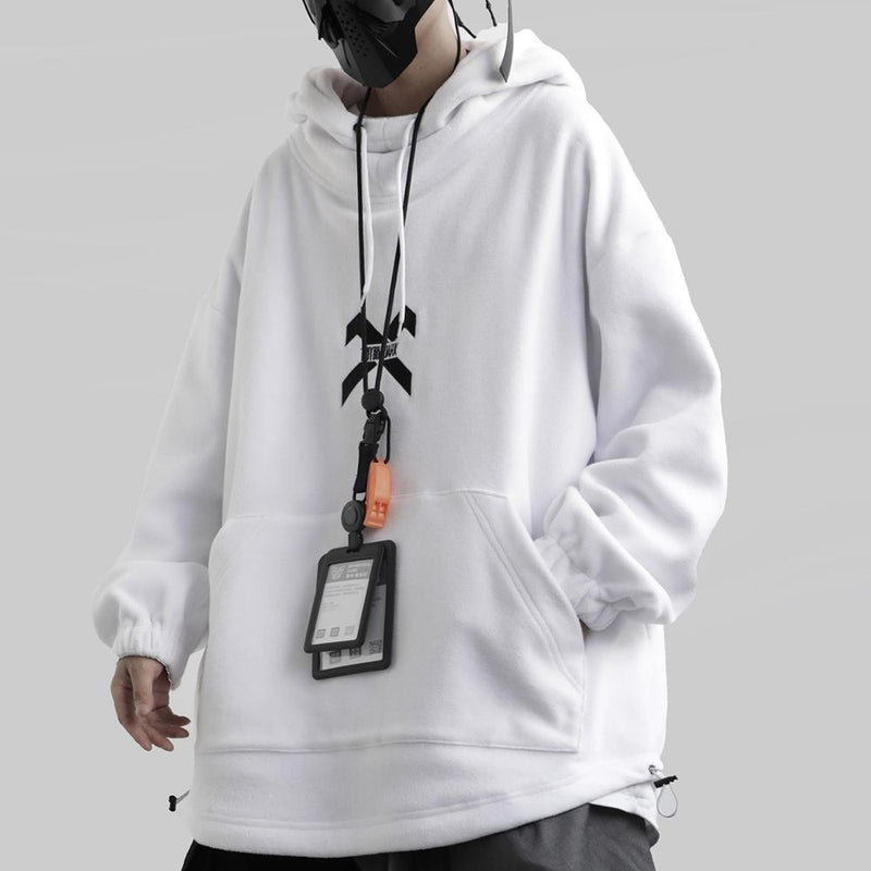 SS 'X' Wool Hoodie (3 Colours)