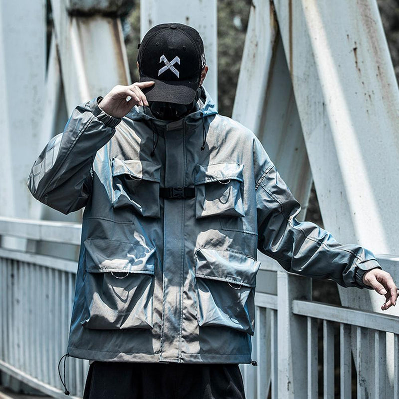 SS 'Valcan' Reflective Jacket (2 Colours)