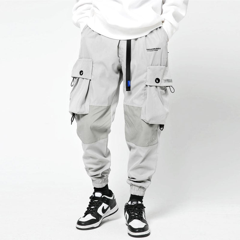 SS 'L.AND.L' Cargo Joggers (3 Colours)