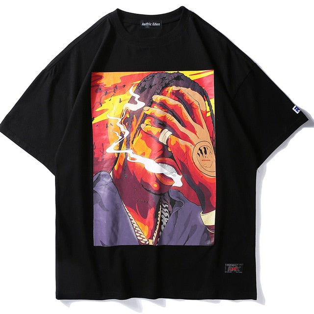 Travis Scott Smokey T-Shirt
