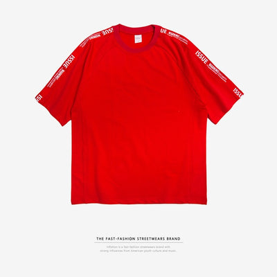 Issue Sleeves T-Shirt