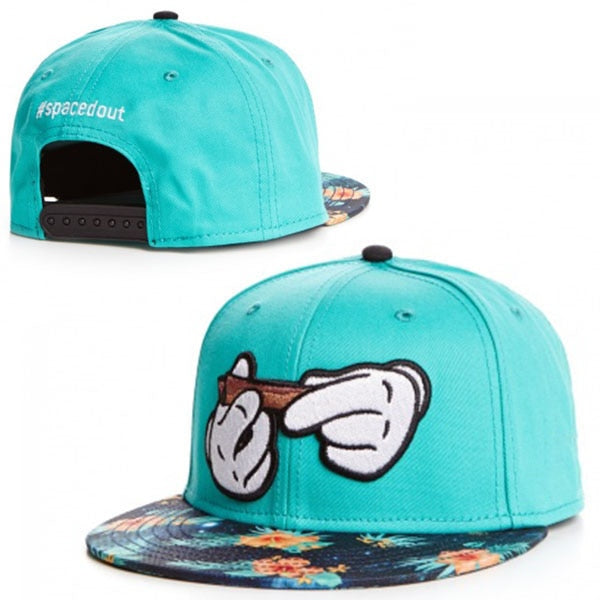 '#spaceout' Snapback