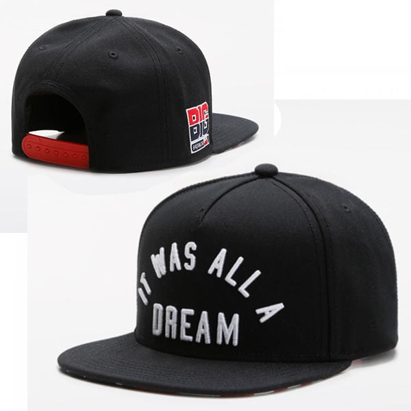 It Was All A Dream Snapback