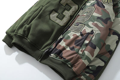 Los Angeles '32' Camo Jacket