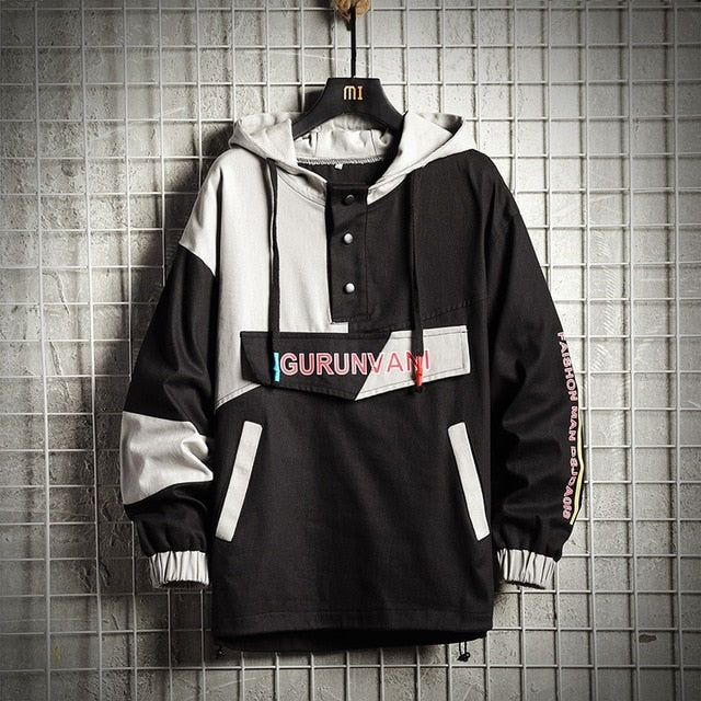 Fusion 'XRX' Jacket - Black Grey