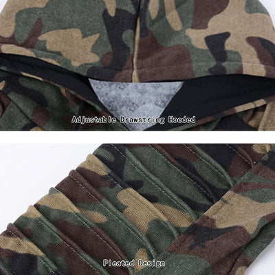Camouflage 'Knight' Hoodies (3 Colours)