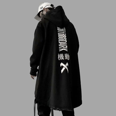 SS '11BYBBSDARK' Long Jacket