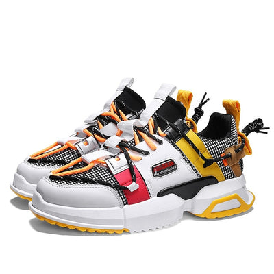 STAR 'Static' R6X Sneakers - Yellow