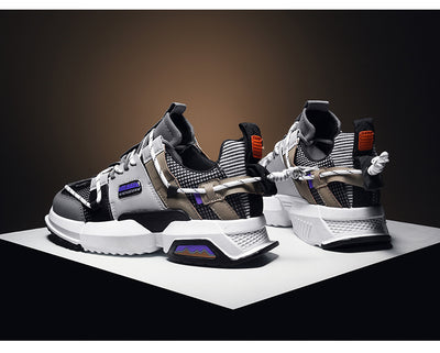 STAR 'Static' R6X Sneakers - Grey
