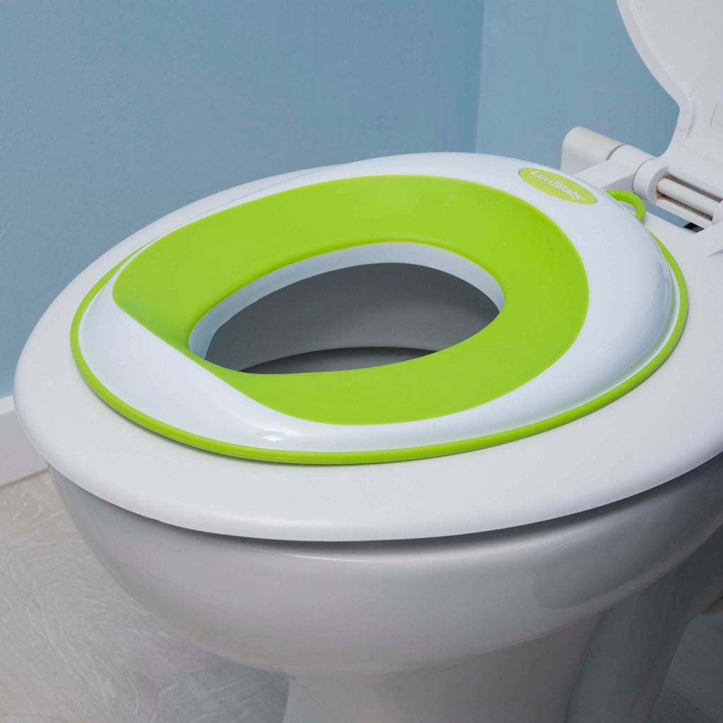 Admirable Toilet Training Seat Kids Toilet Trainer Ring For Boys Or Girls Secure Non Slip Surface Free Suction Cup Storage Hook Bralicious Painted Fabric Chair Ideas Braliciousco
