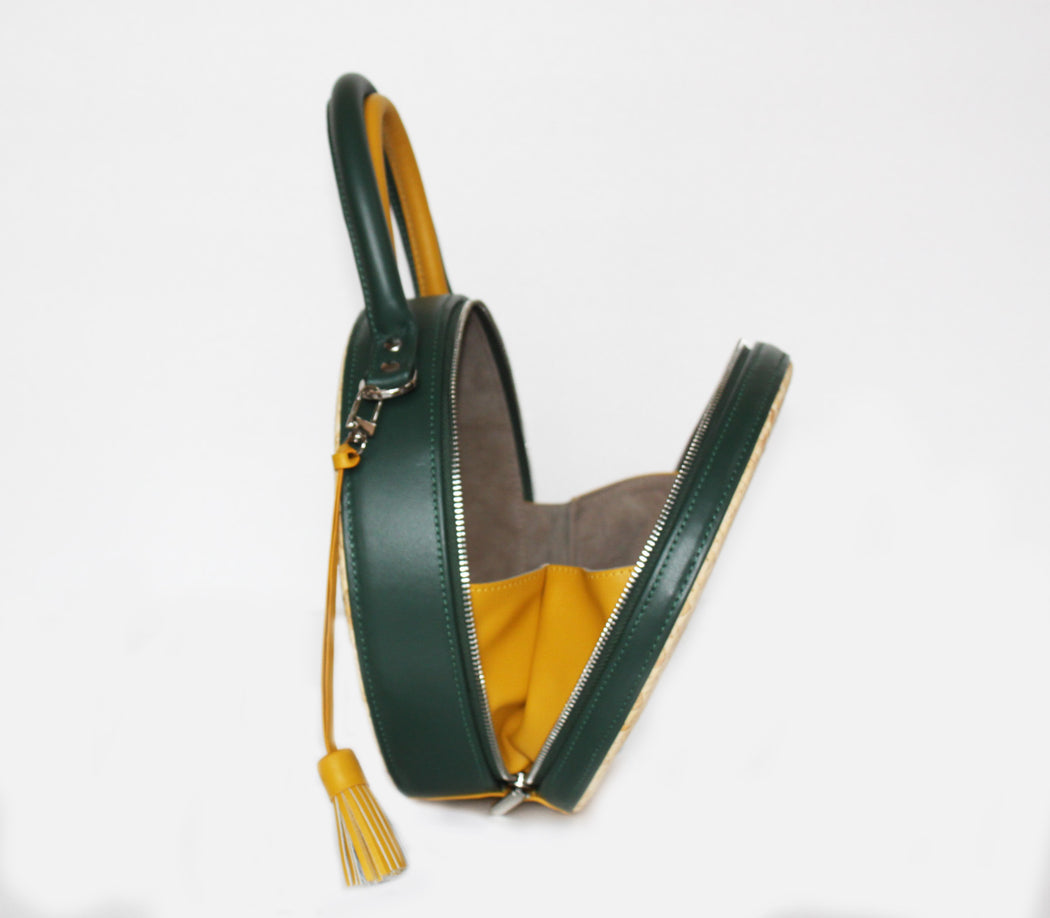 Bano Dark Green Yellowish