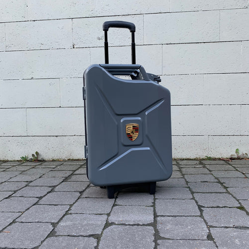 Travel-Case Special Edition with Porsche Crest