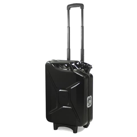 Travel-Case Matt-Black