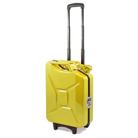Travel-Case Yellow