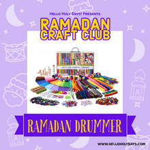 Load image into Gallery viewer, Ramadan Craft Club