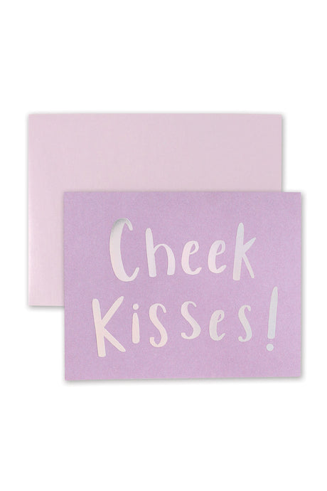 Cheek Kisses Eid Card by Hello Holy Days!