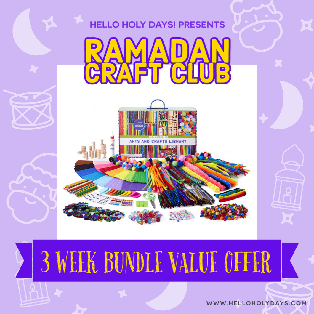 Ramadan Craft Club