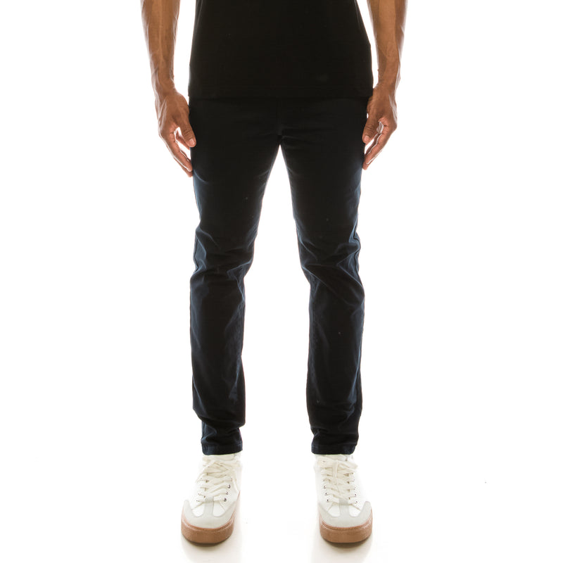 ESSENTIAL  CHINO PANTS  - NAVY