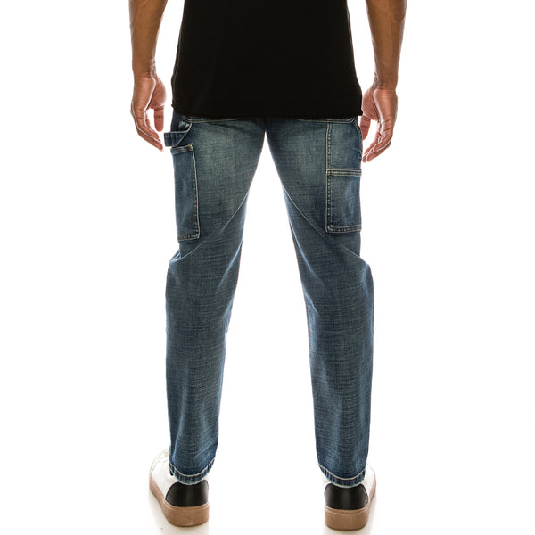 CARPENTER DENIM JEANS