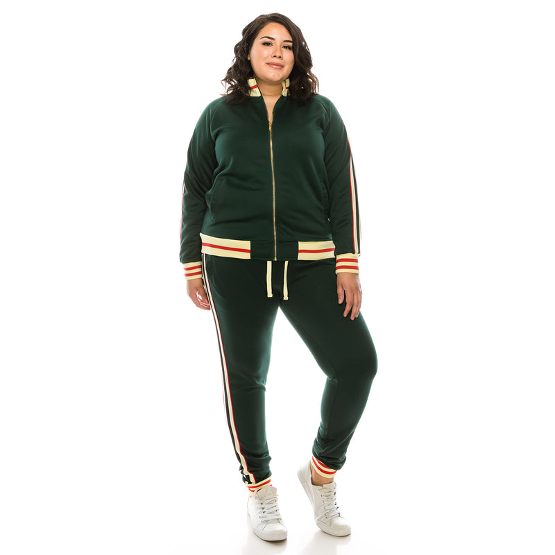 SIDE STRIPE TRACK SUITS