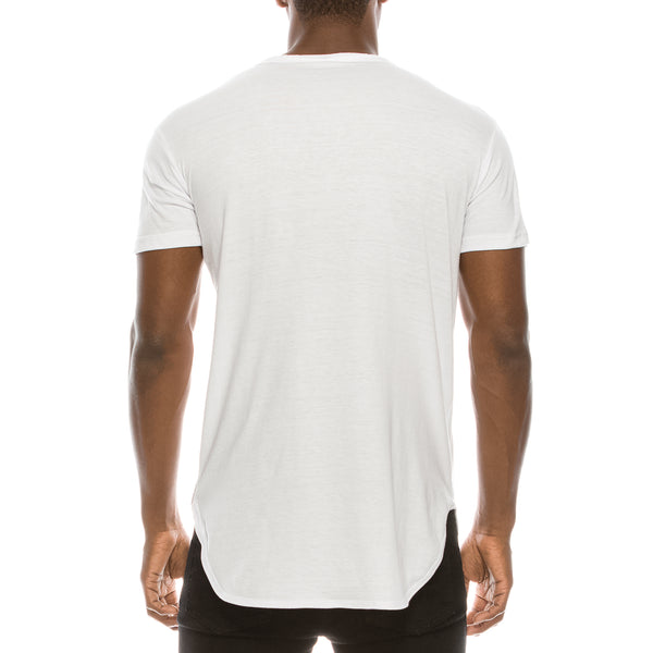 ESSENTIAL ELONGATED T-SHIRTS