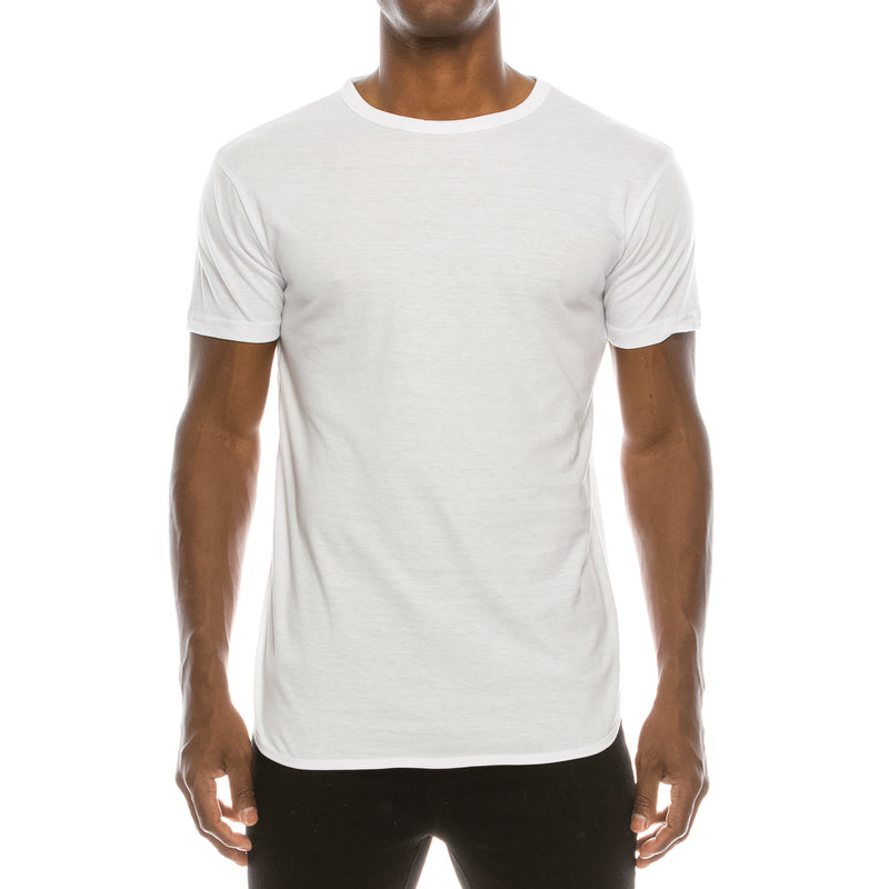 ESSENTIAL ELONGATED T-SHIRTS - LIGHTS